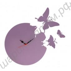 """Эксклюзивные настенные часы """"Бабочки"""""""