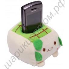 Держатель (подставка) для смартфона в виде мягкой игрушки