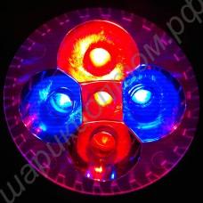 Экономичная светодиодная лампа для рассады, 10 Вт