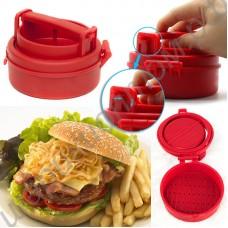 Пресс-форма для создания котлет с начинкой для гамбургеров stufz