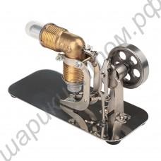 Миниатюрная модель высокотемпературного двигателя Стирлинга