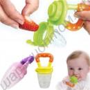 Соска ниблер для первого прикорма малыша