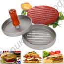 Пресс металлический для гамбургеров ручной