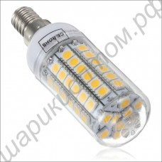 Светодиодная мощная 15 Вт лампа-кукуруза с цоколем Е14, 220В