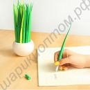 Пишущие ручки в виде цветков и побегов растений