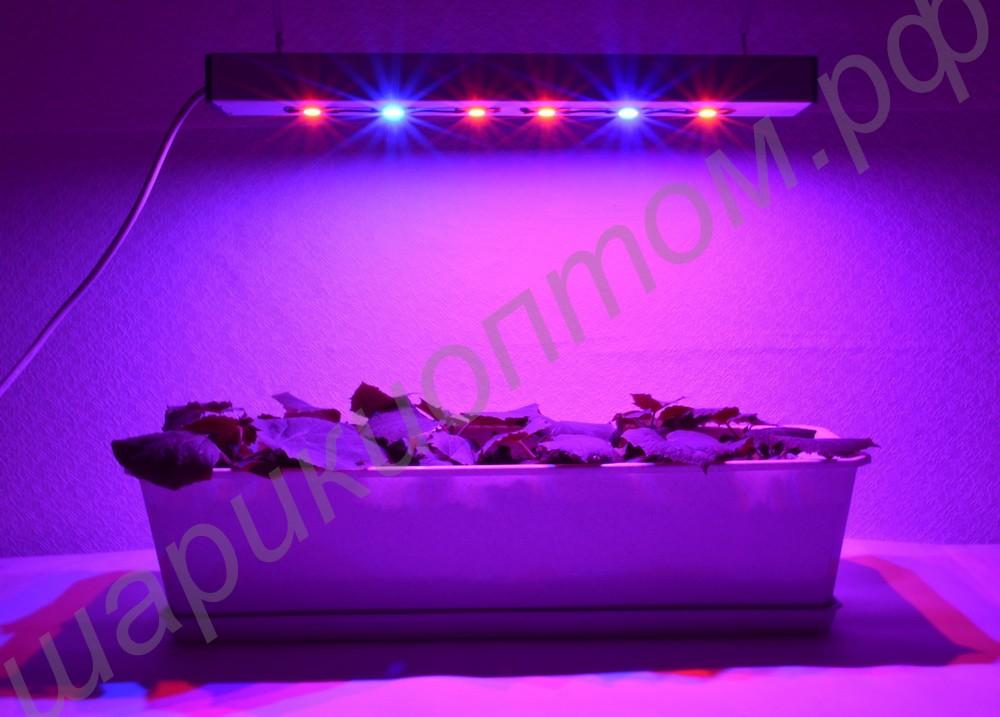 Инфракрасная лампа для рассады 61