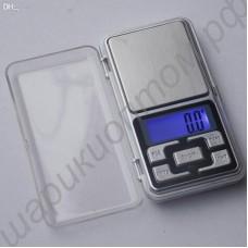 Карманные электронные ювелирные высокоточные весы
