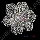 Брошь Flower Brooch Charming