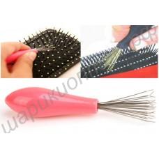 Щёточка для чистки расчёсок