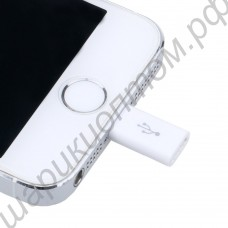 Переходник micro usb в 8 пин для айфона
