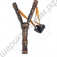 Детская деревянная рогатка