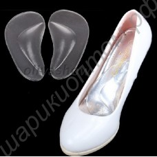 Полустелька для разгрузки передней части стопы в обуви на высоком каблуке