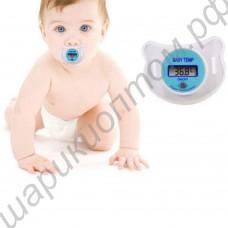 Соска-термометр