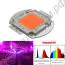 Светодиод для растений полного спектра мощностью 30Вт