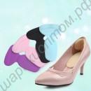 Гелевые мягкие подушечки для пяток и задников обуви