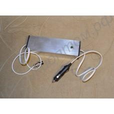 Зарядное устройство для гироскутера с подключением в автомобиле через гнездо прикуривателя