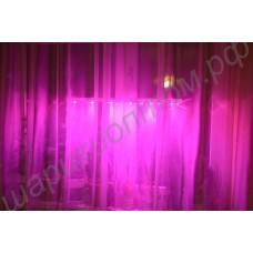 Светильник на удобных присосках для растений на подоконнике «Майя», гарантийное обслуживание - 1 год