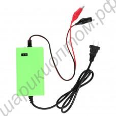Зарядное устройство для 12В аккумуляторов ёмкостью от 2Ач до 40Ач
