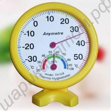 Термогигрометр (термометр и гигрометр в одном девайсе)