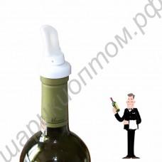 Пробка силиконовая для бутылки