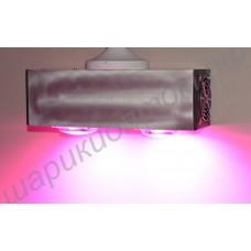 """Лампа для выращивания 100Вт с цоколем Е14/Е27/Е40/GU10, с активным охлаждением светодиодов """"Денебола"""" (аналог китайских ламп мощностью 200-260 Вт)"""
