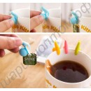 Улитки для чайных пакетиков