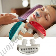 Фильтр в нос для аллергиков и антихрап устройство - два в одном