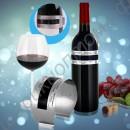 Термометр для бутылок с вином металлический полукольцом