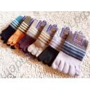 Мужские носки пять пальцев
