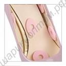 Защитные наклейки-пластыри для смягчения боли на стопе от мозолей, натёртостей и шишек (9 штук)