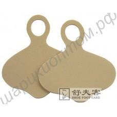 Защитная подушечка под плюсневую кость с тканевым покрытием, 1 пара