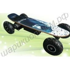 Электрический скейт мощностью 800Вт