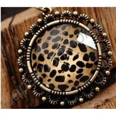 Подвеска Vintage Ladies Leopard