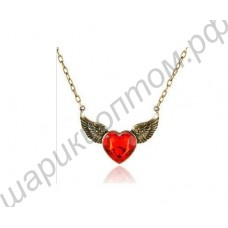 Подвеска Bohemia Angel wings necklace jewelry