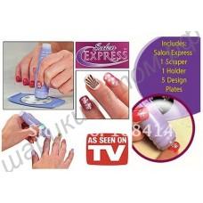 Домашняя ногтевая экспресс-студия (salon express, экспресс нэйл салон)