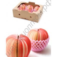 Бумага для записок в виде фруктов
