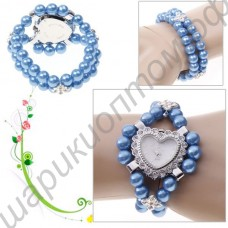Браслет Wrist Watch with Rhinestone Decoration