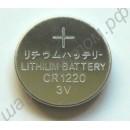Литиевый элемент питания CR1220