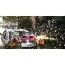 Генераторы мыльных пузырей на свадебный автомобиль (комплект из 2 шт.)