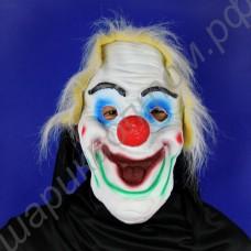 Маска клоуна латексная
