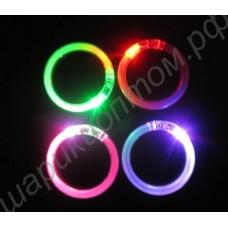 Светящиеся браслеты LED из акрила