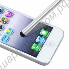 Стилус для ёмкостных экранов (для айфонов, айпэдов, смартфонов, мобильных телефонов, планшетных компьютеров и проч.)