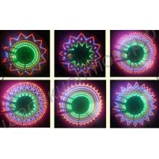 Подсветка для колёс из 16 светодиодов (30 рисунков)