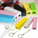 Дополнительный универсальный аккумулятор USB 3400 мА*ч