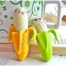 Ластики бананчики