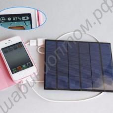 Зарядка USB от солнечной энергии
