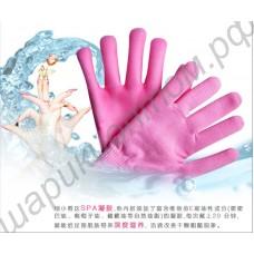 Гелевые SPA перчатки для увлажнения и отбеливания кожи рук, 1 пара