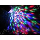 Вращающаяся LED лампа для вечеринок