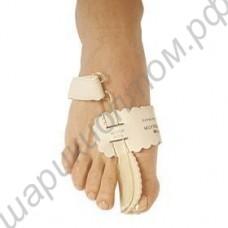 Регулятор большого пальца ноги ночной, 1 пара