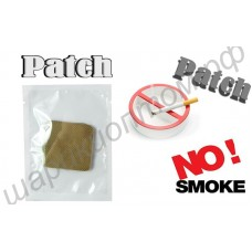 """Пластырь никотиновый """"Курить - здоровью вредить"""""""